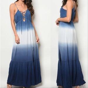 Dresses & Skirts - BOHO MAXI DRESS